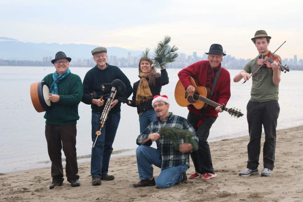 Members of 'An Irish Christmas'