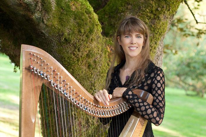 Rebecca Blair Harpist for Hire